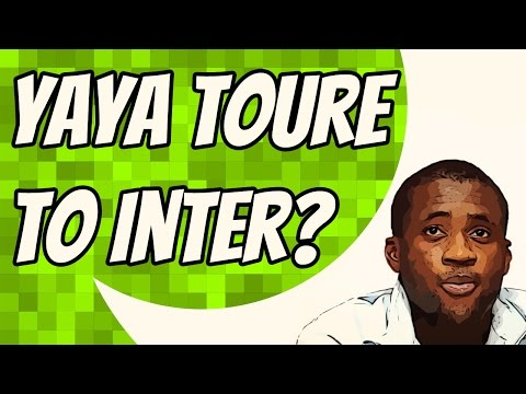 Yaya Toure wanted by Roberto Mancini at Inter Milan