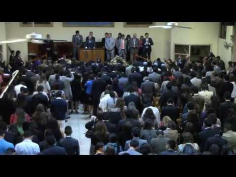 Reunión Especial de Juventud Clase La Faena (jotabeche 40) 27-04-2013