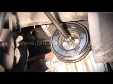 Volkswagen Bora Desmontaje Distribucion
