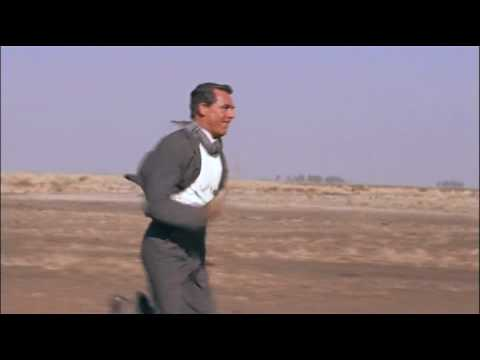 North By Northwest  as you've never heard it before (La Mort aux Trousses)