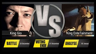 JBB 2015 [KING-FINALE] - EnteTainment vs. Gio [MAMMUT-ANALYSE]