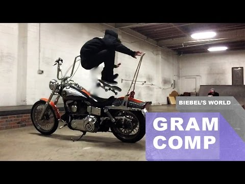 Brandon Biebel | GRAM COMP #9