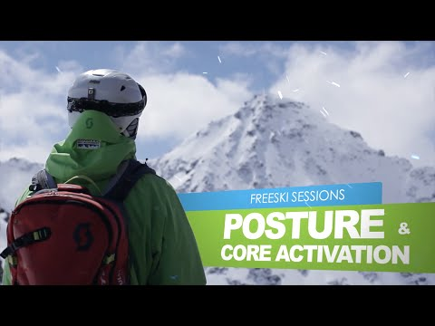 FREESKI SESSIONS - Posture + Core (Warren Smith Ski Academy)