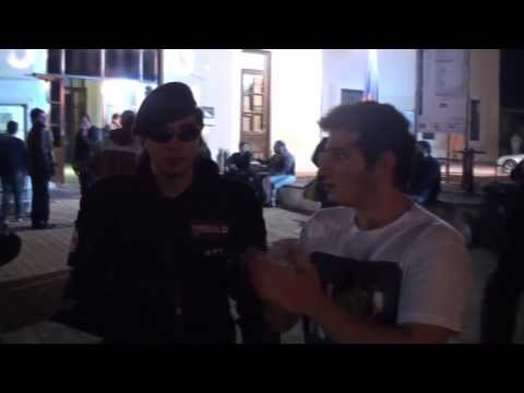 [Interview] Umbrella Greek Division (Athens / Greece / 01.12.2013 / NSHTV)