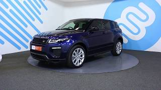 Land Rover Range Rover Evoque 2.0 TD4 HSE Dynamic AWD