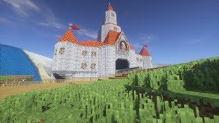 Super Mario 64 Made in Minecraft!