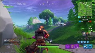 Fortnite snipe and funny moments with my friends