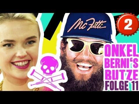 Onkel Berni's Butze! (BONNIE STRANGE/MC FITTI/BART AB) SENDUNG 11: TEIL 2