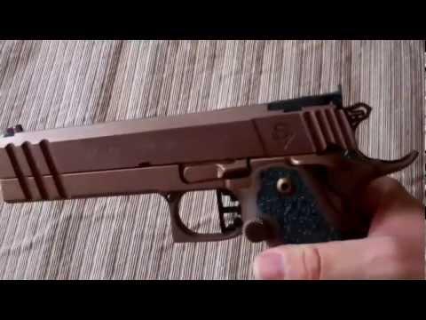 SVI Infinity .40cal Limited Pistol