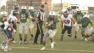 Pine Creek vs Dakota Ridge football game highlights