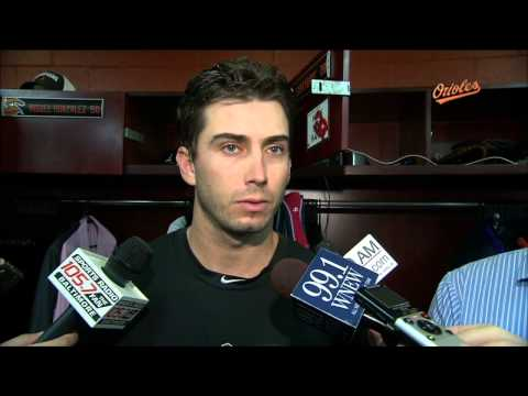 Miguel Gonzalez analyzes his performance in the O's loss