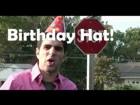 Birthday Hat: The Rap