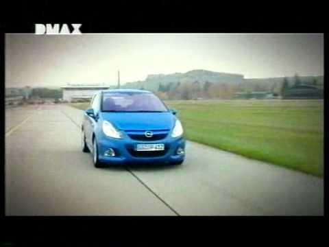 Opel Corsa OPC gegen Renault Clio RS DMAX Tv