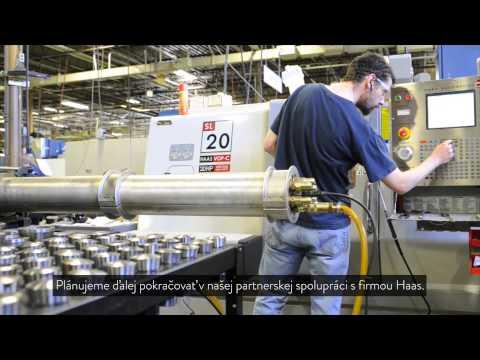 Haas Automation: Čo hovoria zákazníci Haas