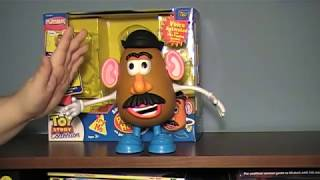 Toy Story Collection: Mr. Potato Head Toy Review