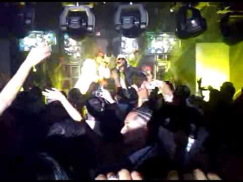 Mach And Daddy - La Botella Improvisacion Live En Disco Hibou.3GP