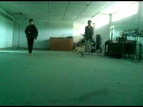 Sherlock - Shinee Dance Cover (lucifer Cut).3gp video