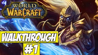 World Of Warcraft Walkthrough Ep.1 w/Angel - Character Creation!