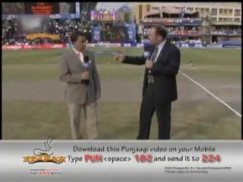 punjabi tota about cricket upload by shoaib bhatti