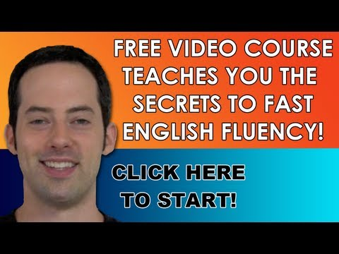 Power Learning – The Free, Fast English Speaking Success Online Video Course from EnglishAnyone.com