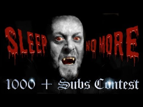 'Sleep No More'  ADz Pipes 1000+ Subs CONTEST