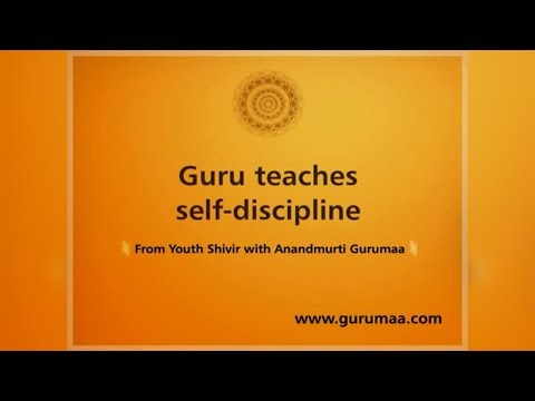 Hindi Satsang| Guru Jeene Ki Kala Sikhata Hai - Satsang by Anandmurti Gurumaa