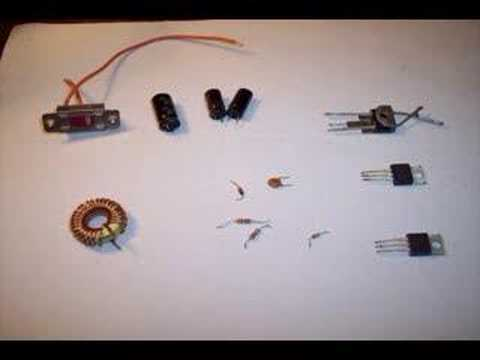 Convert PC Power Supplies for use by Ham Radio Part II