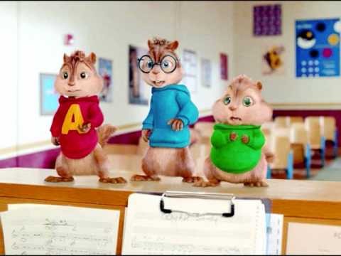 Alvin and the Chipmunks You Spin Me ( Round Like a Record)