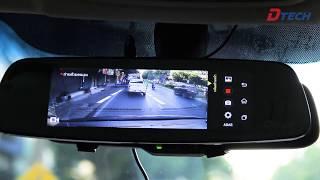 New Product!! #Dtech Car Camera Model TCM141