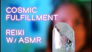 Soul Purpose, Cosmic Fulfillment, Reiki with ASMR