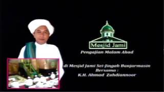 Pengajian Guru Zuhdi Malam Ahad, 4 Februari 2017