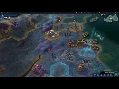 Civilization: Beyond Earth's latest trailer shows a colony at its height