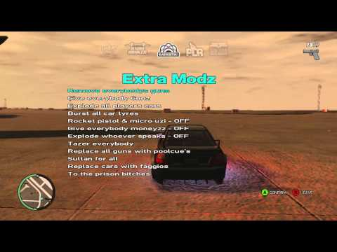 GTA IV: Deadly Fishes 4.0 Mods.