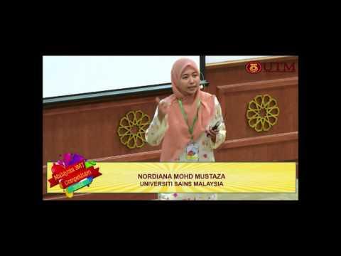 Malaysia 3MT Nordiana Mohd Mustaza