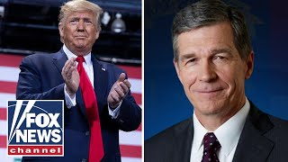 North Carolina governor responds to Trump's threats to pull RNC from the state