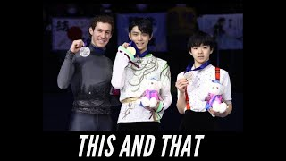 This and That: 2020 Four Continents Championships