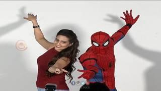 Spiderman Release Date Announcement