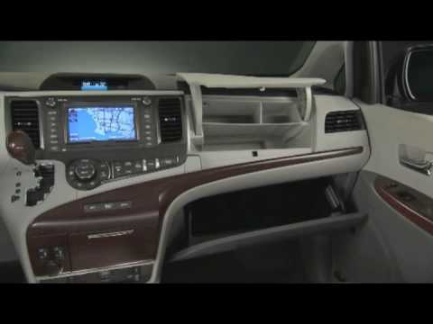 New Toyota Sienna 2011 Interior