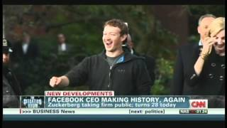 Mark Zuckerberg Facebook Founder & CEO 2006 Interview (May 14, 2012)