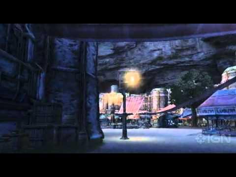 Xenoblade Chronicles: Colony 9 Gameplay
