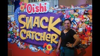 VLOG: Oishi Snacktacular 2017 at Festival Mall Alabang