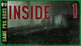 Inside #1 - I'm Just a Small Boy - Game Pro Boos