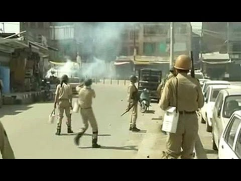 Separatist Masarat Alam arrested, protesters clash with police in Srinagar