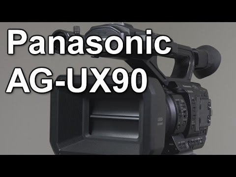 Review Panasonic Ag Ux90 4k Camcorder Vs Ux180 And Hc