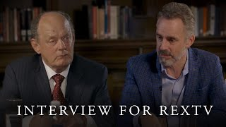 Rex Murphy (REXTV) interviews Jordan Peterson