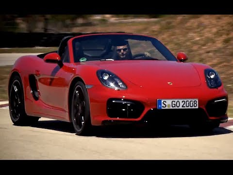 2015 Porsche Boxster GTS GREAT ENGINE SOUND DRIVING Commercial CARJAM TV 2014