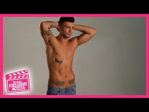 X Factor's Jake Quickenden Shows Off His Torso - Heat Exclusive Access