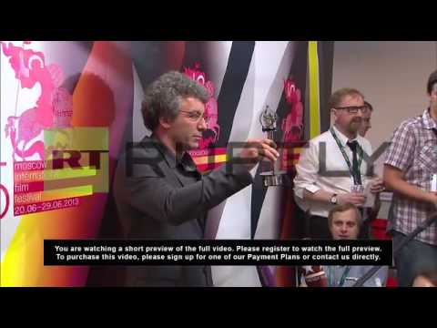 Russia: Final night of Moscow International Film Festival