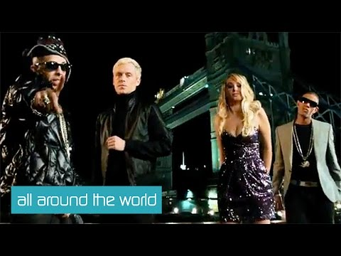 N-Dubz ft. Mr Hudson - Playing With Fire (Official Video with Lyrics)