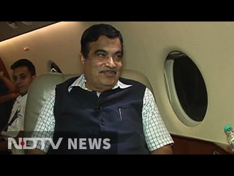 For Nitin Gadkari, roads are the gamechanger